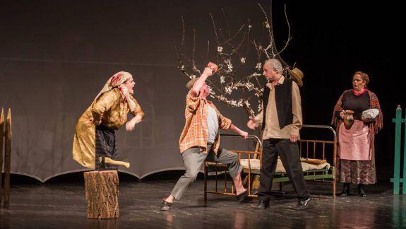 """O dramă a oamenilor de la sat, etern valabilă, la Teatrul Național """"Mihai Eminescu"""""""