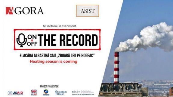 Ne pregătim de sezonul rece la ON&OFF the Record: Cum ne încălzim și reducem din cheltuieli