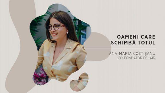 Oameni care schimbă totul: Despre arta și știința merchandising-ului, cu Ana-Maria Costișanu (VIDEO)