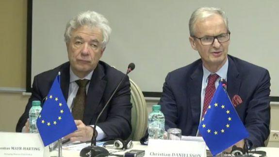 """Oficiali europeni: Discuția în jurul """"Open Dialog"""" a fost o unealtă de presiune asupra politicienilor de opoziție"""