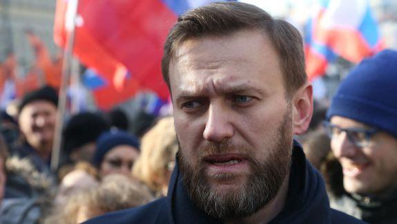 Opozantul rus Aleksei Navalnîi a fost reținut