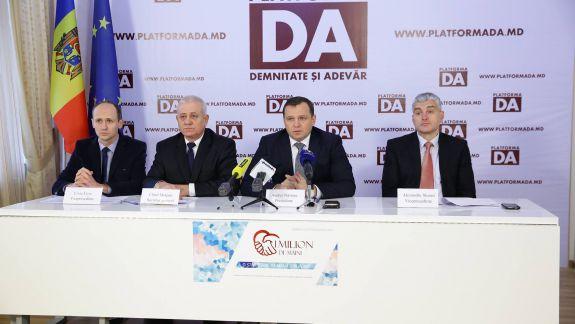 """PPDA va avea candidatul propriu la prezidențiale, dacă celelalte partide nu vor susține ideea """"candidatului comun"""""""