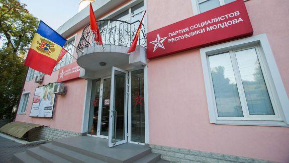PSRM este gata să prezinte Procuraturii probe cu privire la finanțarea partidului