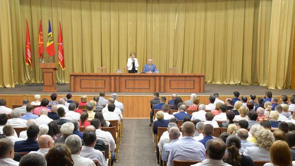PSRM va participa la alegerile parlamentare noi din circumscripții: Cine sunt candidații