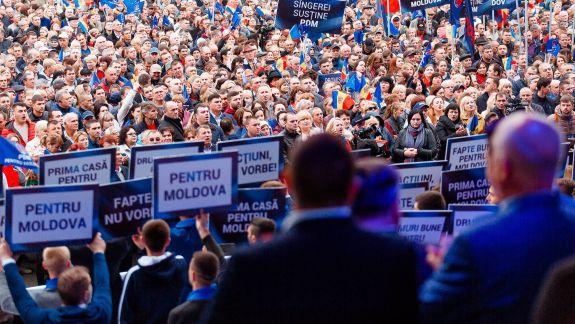 """Partidele, despre noua cale a PDM – """"pro-Moldova"""". """"Copiază socialiștii"""", """"este o găselniță electorală"""" sau """"integrarea europeană este o suprasarcină pentru PDM"""""""