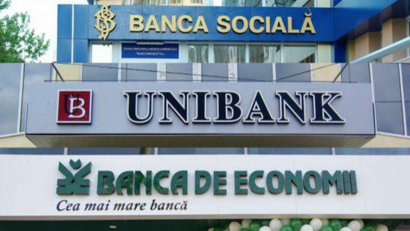 Pe zi ce trece mai puțin. Cele trei bănci implicate în furtul miliardului întorc sume tot mai mici din creditul BNM