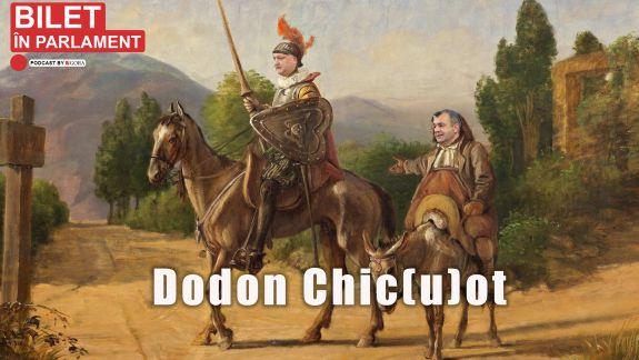 """Podcastul """"Bilet în Parlament"""": Dodon Chic(u)ot și Guvernul tehnocrat(iță)"""