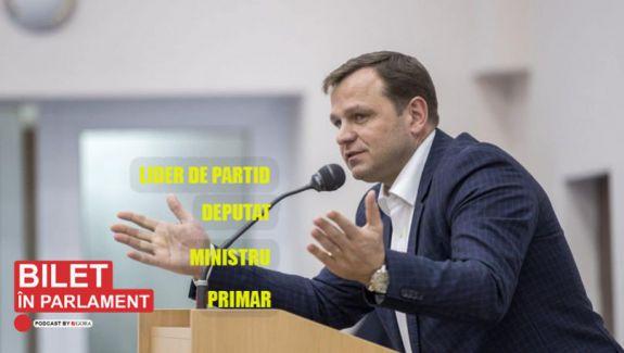 """Podcastul """"Bilet în Parlament"""": Primarul Afacerilor Interne. Ce înseamnă hotărârea care a validat mandatul lui Năstase"""