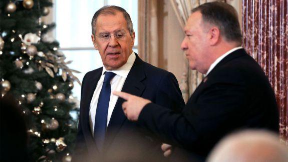 Pompeo, mesaj pentru Lavrov: SUA vor riposta dacă Rusia va interveni în alegerile prezidențiale