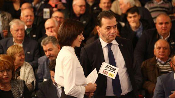 """Premierul României: """"Relația cu Republica Moldova va fi o prioritate în guvernarea mea"""". Ce spune despre invitația Maiei Sandu"""