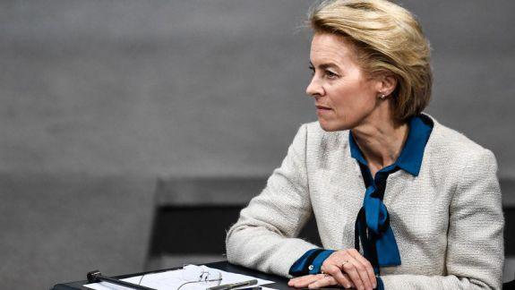 """Președinta Comisiei Europene despre evoluțiile din Orientul Mijlociu: """"Europa vorbește cu toți cei implicați"""""""