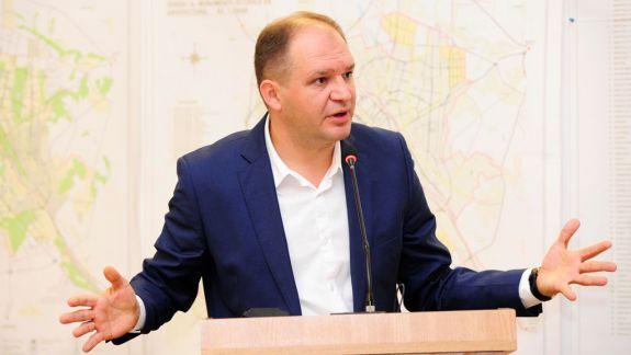 Primăria București neagă că l-ar fi invitat pe Ceban într-o vizită oficială