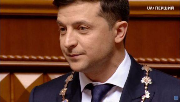 Zelenski, primul discurs de președinte: A cerut anularea imunității deputaților, mai multe demisii și alegeri parlamentare anticipate