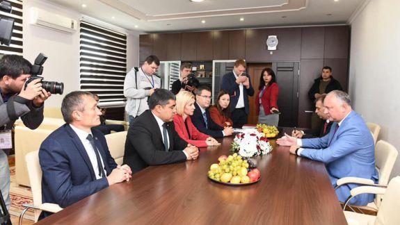 Proiectul de lege cu privire la statutul juridic al Găgăuziei ar putea fi examinat în următoarea ședință a Parlamentului