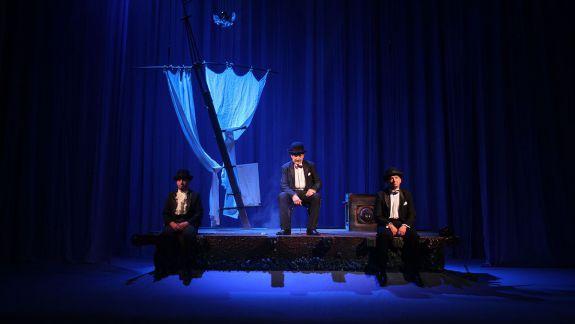 Evadare artistică. Ce spectacole listează în octombrie Teatrul Național Mihai Eminescu