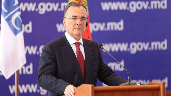 Reprezentantul special al OSCE, în vizită la Chișinău și Tiraspol
