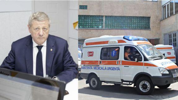 Reținut anterior în dosarul ambulanțelor, șeful de la Salvare a fost restabilit în funcție. Ministerul Sănătății: Ne-am conformat deciziei instanței (DOC)