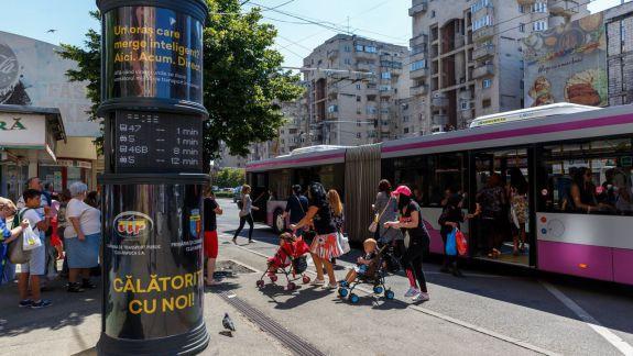 România: Începând cu anul viitor, prin Cluj vor circula autobuze fără șofer