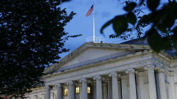 SUA: Deficitul bugetar a depăşit 1.000 de miliarde de dolari
