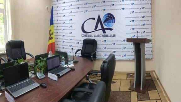 Scântei la ședința Consiliului Audiovizualului. Instituția va monitoriza doar patru posturi de televiziune în campanie (VIDEO)