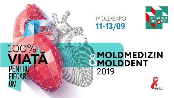 Cea mai mare expoziție medicală din țară ia startul în curând la Moldexpo