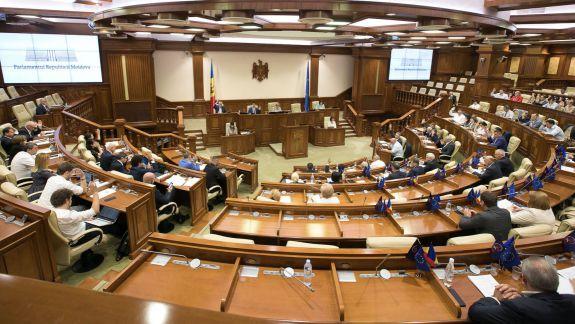 Se schimbă componența Biroului permanent al Parlamentului. PSRM și PDM au câte un membru mai mult