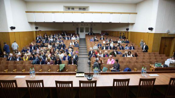 Se vor în locul celor pe care i-au demis. Unii magistrați care au convocat Adunarea Generală a Judecătorilor aspiră la fotolii în CSM