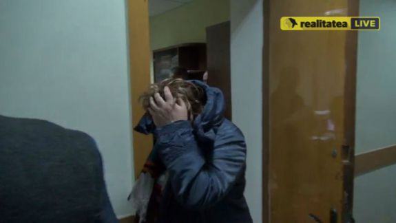 Șefa DETS Cetru, în arest pentru 30 de zile