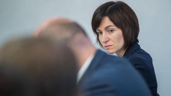 Soarta Guvernului Sandu va fi decisă, marți, în Parlament