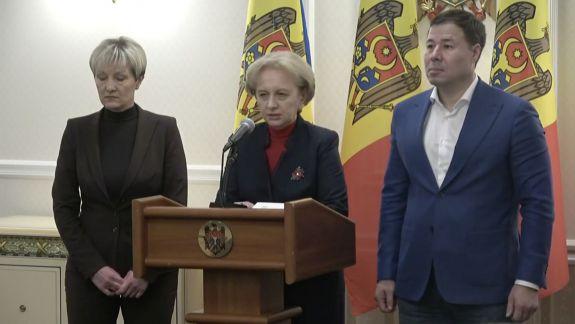 Socialiștii, gata să examineze orice candidatură de premier propusă de Dodon, dacă nu vor ajunge la un acord cu blocul ACUM (VIDEO)