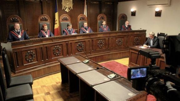 """Societatea civilă îndeamnă judecătorii constituționali să demisioneze: """"CC trebuie să își revină în albia legalității"""""""