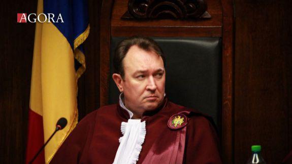 """Tănase, despre sesizarea lui Robu la Curtea Constituțională: """"Asta ar însemna instaurarea unui control asupra CC"""""""