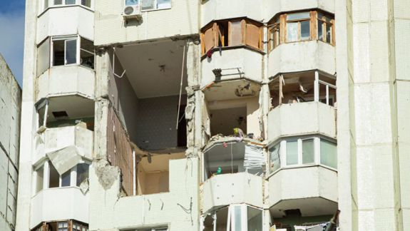 Toate apartamentele afectate de explozia de pe bd. Moscovei au fost renovate și date în exploatare