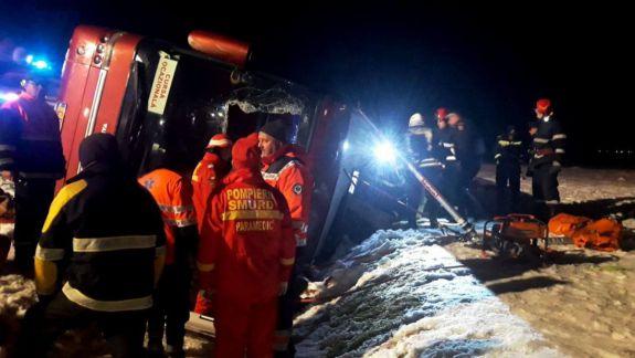 Transportatorii se vor alege cu verificări după accidentul din România, în urma căruia o moldoveancă a murit