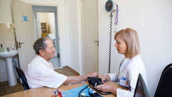 UE îmbunătățește servciile medicale pentru locuitorii de pe ambele maluri ale Nistrului