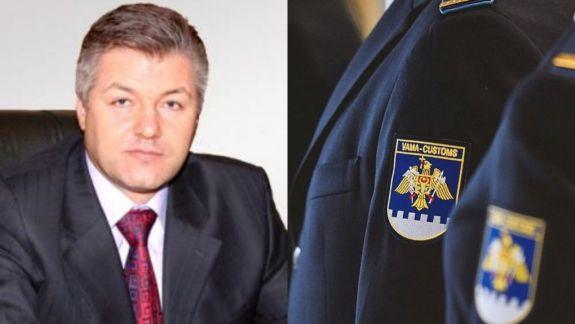 Un fost șef la SIS și CCCEC, dat afară de Filat în 2009, a fost numit director interimar la Vamă