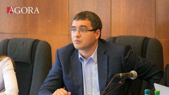 Usatîi se vrea din nou primar de Bălți. Politicianul a depus actele pentru a-și înregistra candidatura