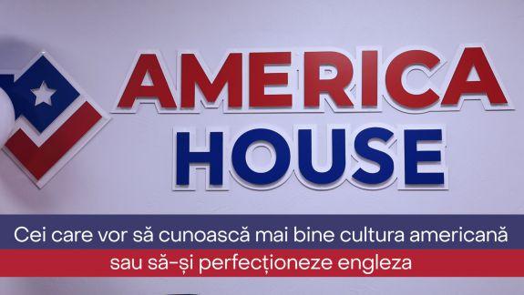 """VIDEO. Un colț din SUA, acum și în Chișinău. A fost inaugurat centrul """"America House"""""""