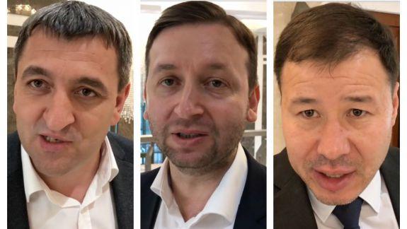 """VIDEO. """"Cred că s-a referit la copiii demnitarilor și politicienilor"""". Deputații comentează afirmația lui Erdogan despre o infiltrație teroristă în Moldova"""