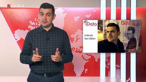 """VIDEO. iData Show: Moldovenii nu mai sunt săracii Europei! """"Indicele Dan Bălan"""" demonstrează acest lucru"""