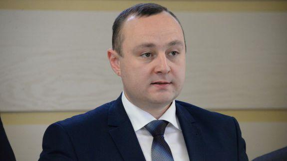 Vlad Batrîncea a fost numit vicepreședinte al Parlamentului
