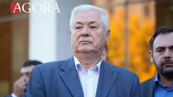 Vladimir Voronin, despre bărbia lui Dodon și megafonul lui Ion (FOCUS)