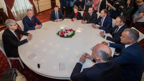 Voronin: Dodon și PDM caută acordul Kremlinului pentru a forma o coaliție (VIDEO)