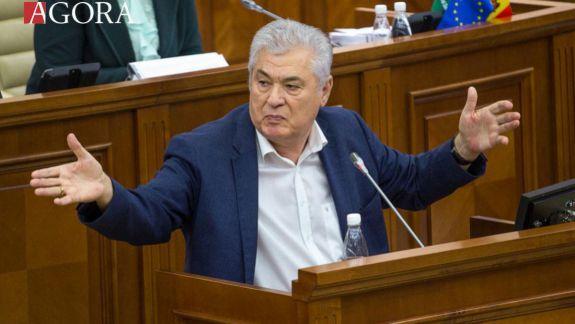 Voronin, cu adresare către Guvern și Parlament: Circumstanțe excepționale m-au impus să o fac