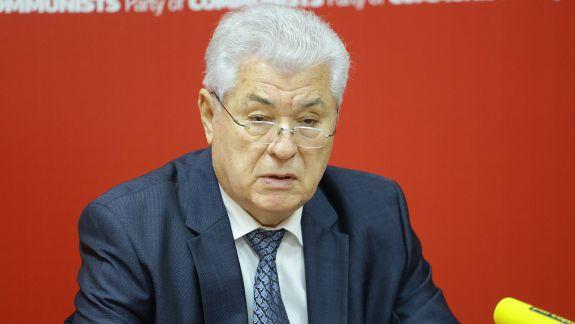 """Voronin, despre decizia de angajare de răspundere a Guvernului Sandu: """"O susțin totalmente"""""""
