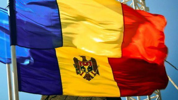 Chișinăul semnează pentru Unire
