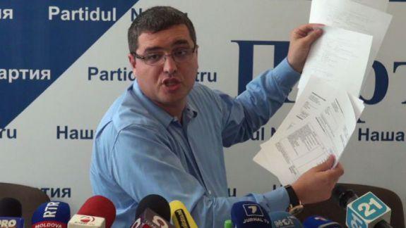 DOC. Renato Usatîi: Am documente care confirmă delapidările de la BEM! PLDM: Afirmații calomnioase!