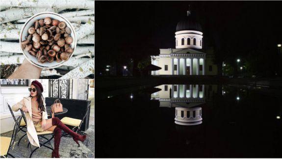 """FOTO. O ediție colorată de """"Instagram de moldovean"""". Care sunt cele mai frumoase imagini ale săptămânii"""