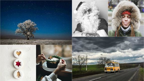 """FOTO. """"Instagram de moldovean"""". Cum arată acest început de iarnă prin ochii moldovenilor"""