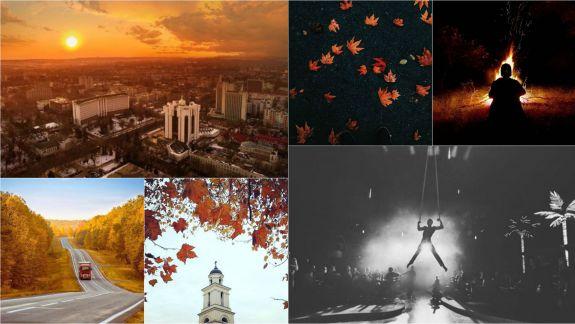 """FOTO. """"Instagram de moldovean"""". Cum arată acest sfârșit de toamnă prin ochii moldovenilor"""